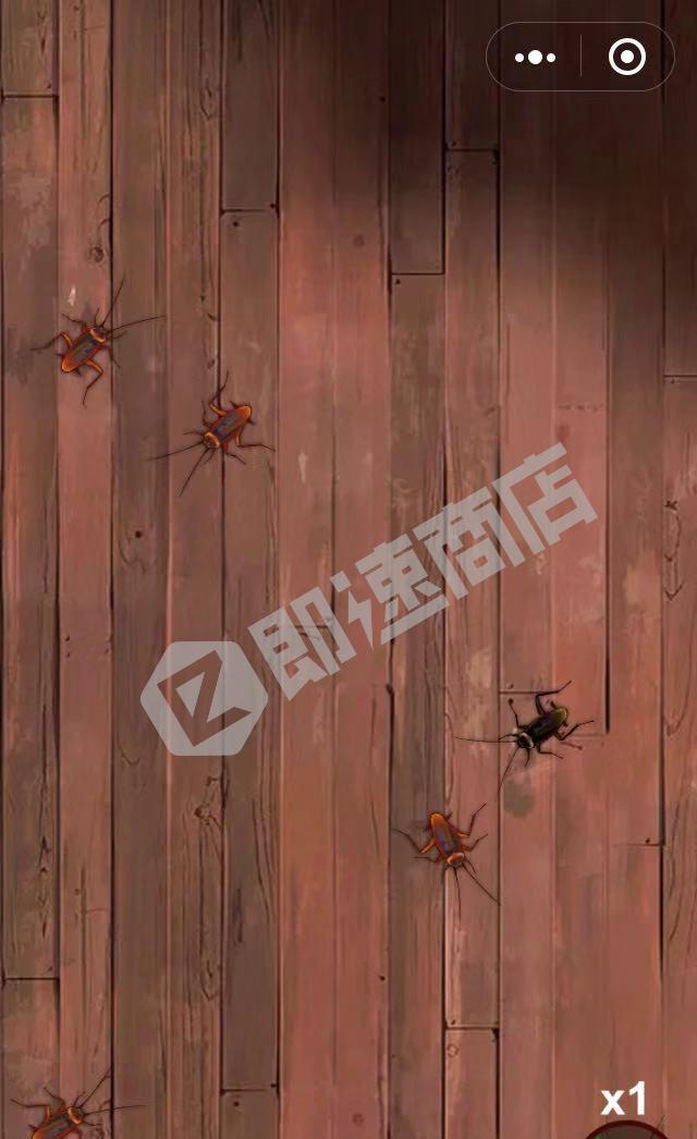 蟑螂小强大作战小程序详情页截图1