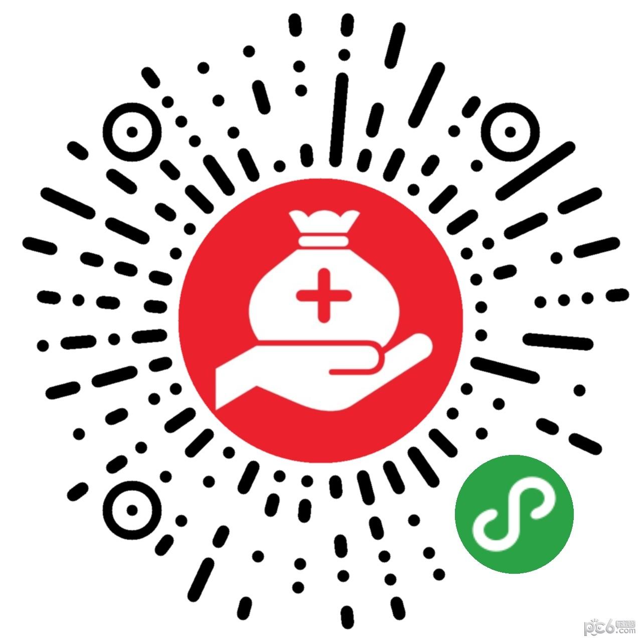 医折扣-微信小程序二维码