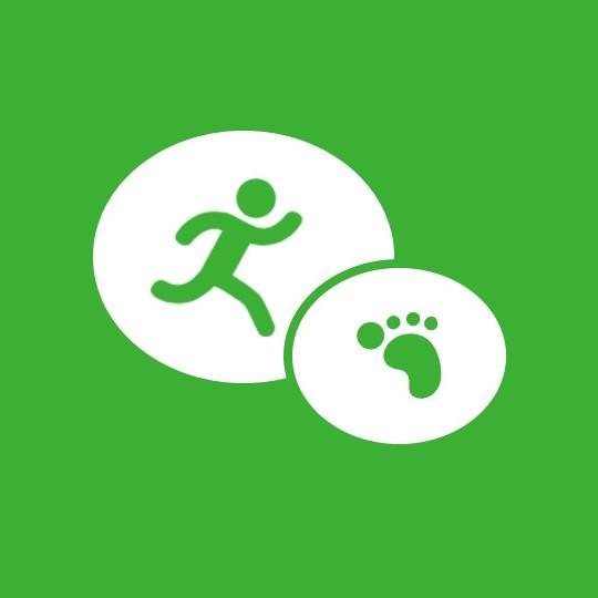运动步数圈