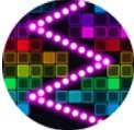 跳舞的弹珠-微信小程序