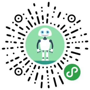 儿童智能教育机器人-微信小程序二维码