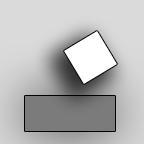 方块向上冲-微信小程序