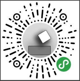 方块向上冲-微信小程序二维码
