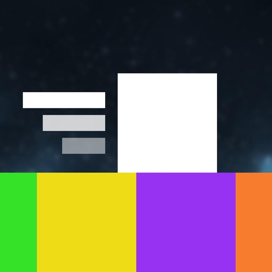 像素踩方块-微信小程序
