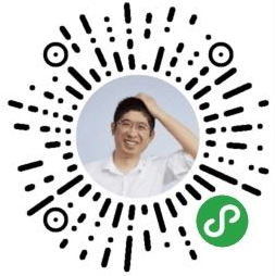 卢松松博客-微信小程序二维码