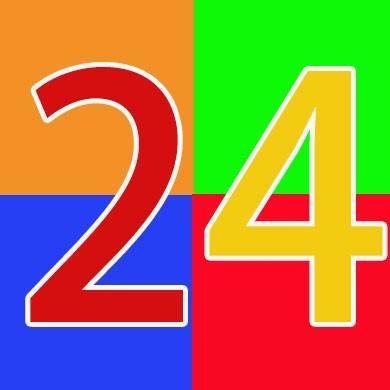 计算二十四点微信小程序