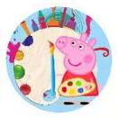 小猪佩奇画画世界微信小程序