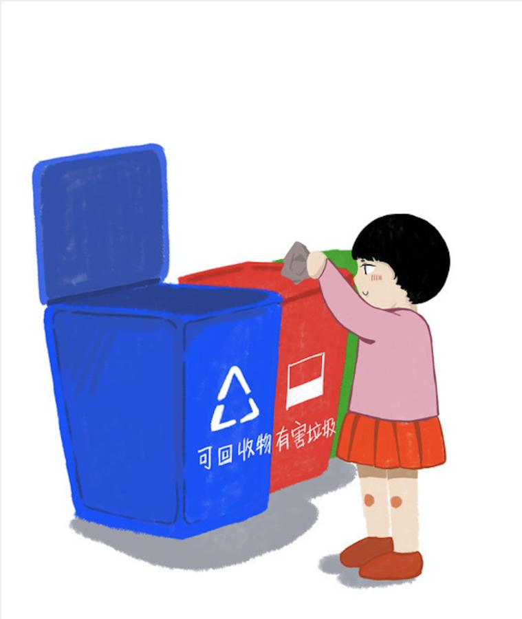 垃圾分类指南