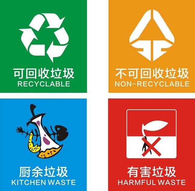 四色垃圾-微信小程序