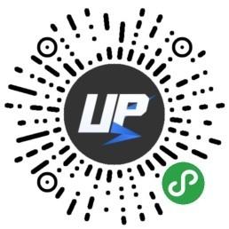 UP打卡-微信小程序二维码