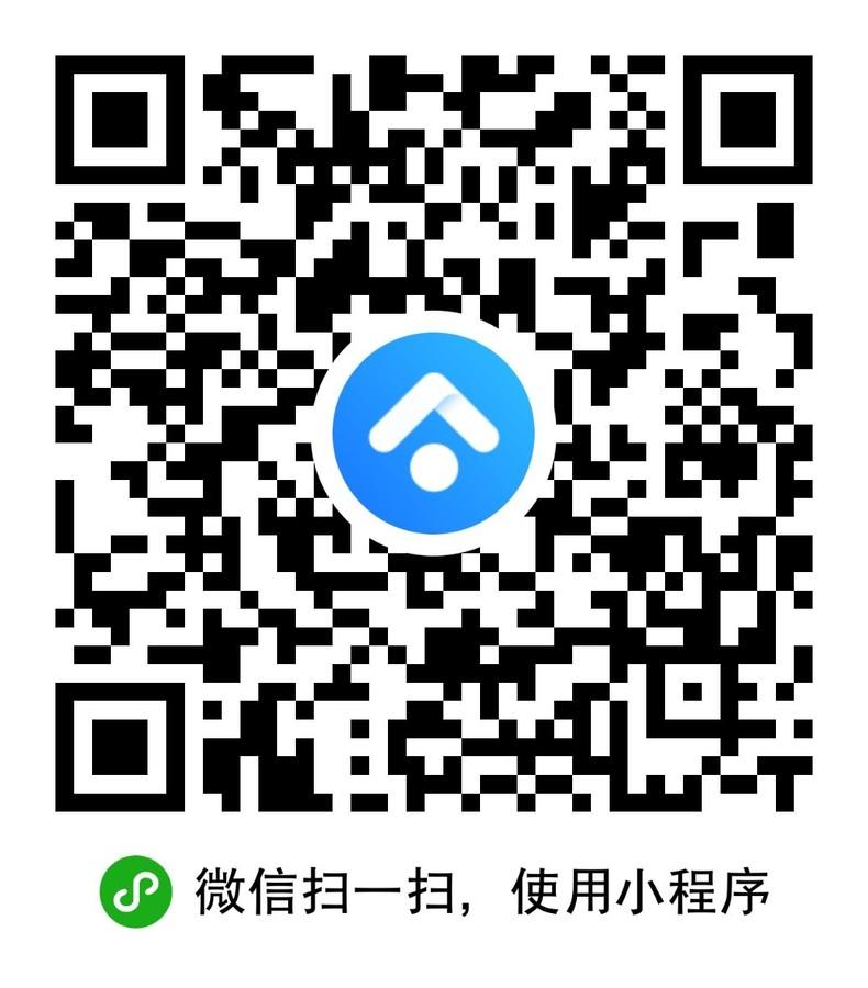 南京房小团-微信小程序二维码