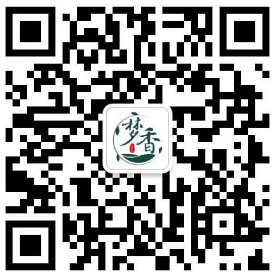 梦香沁-微信小程序二维码