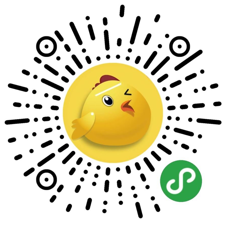 天天领鸡蛋-微信小程序二维码