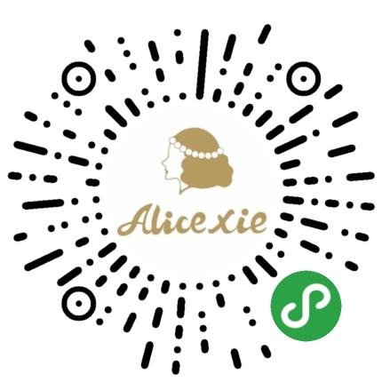 AliceXie轻奢珍珠馆小程序模板二维码