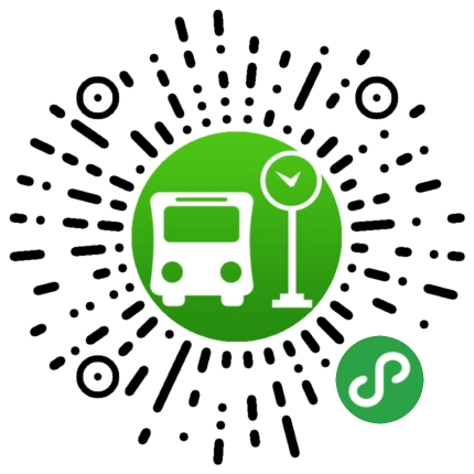 鄂州公交、便民信息小程序模板二维码