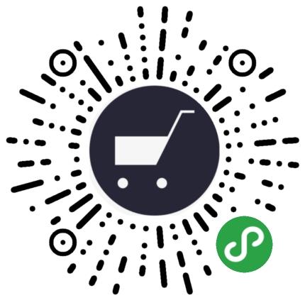 华联超市小程序模板二维码
