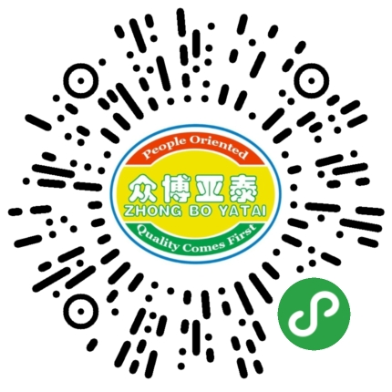 众博亚泰果业小程序模板二维码