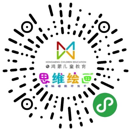 鸿蒙儿童教育芜湖校区小程序模板二维码