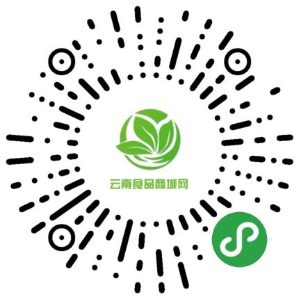 云南食品商城网小程序模板二维码