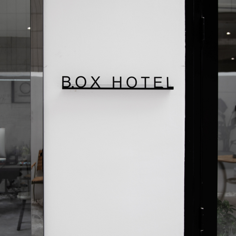 BOX HOTEL酒店小程序模板